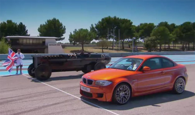 Brutus vs BMW 1 Series M Coupe