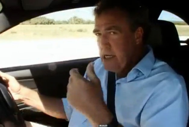 Jeremy Clarkson's favorite car of 2011