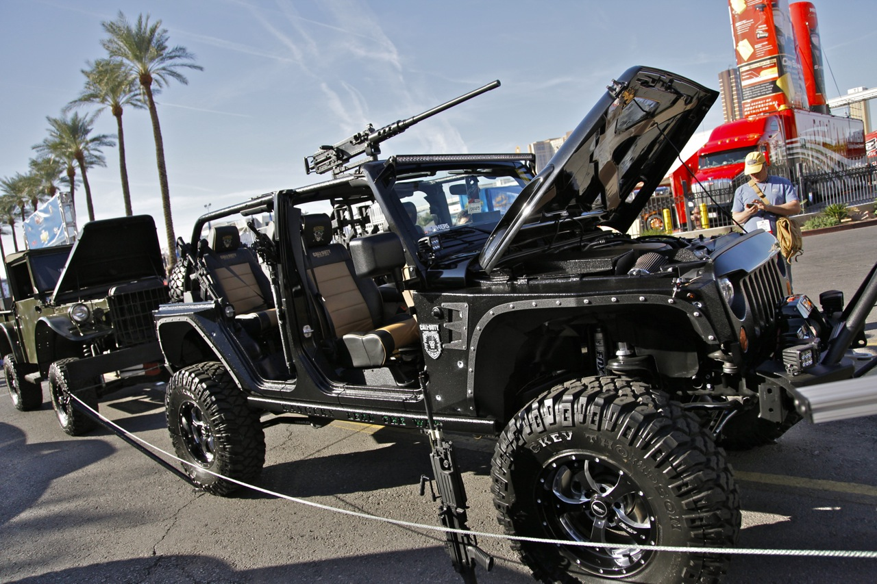 Xtreme Outfitters Jeep Wrangler Unlimited Call of Duty ...
