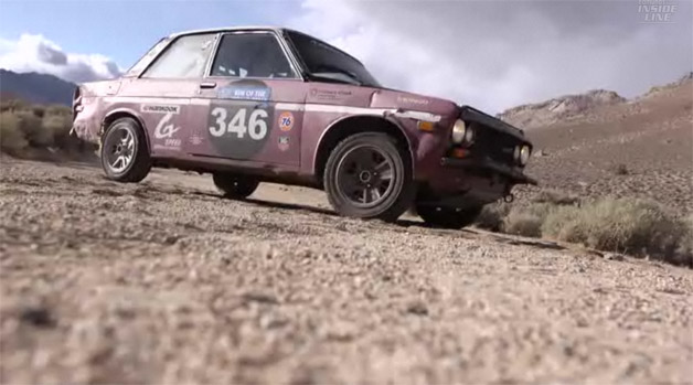 Eyesore Racing Datsun 510