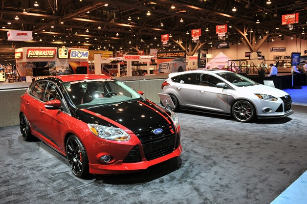 Ford Focus Concepts at SEMA