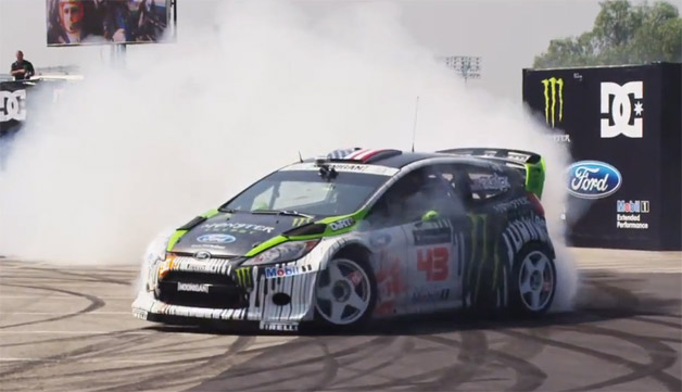 Ken Block Gymkahan World Tour