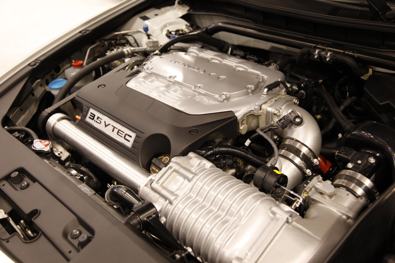Supercharger And Turbochager Drive Accord Honda Forums