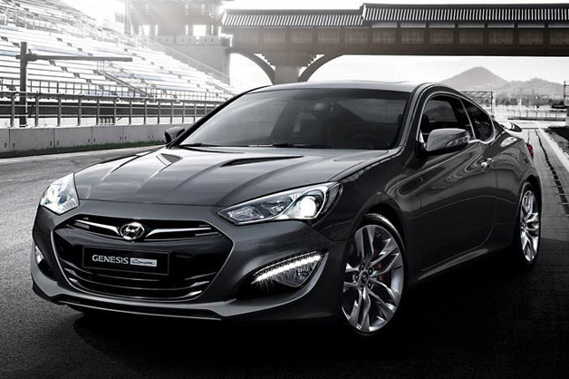 We already know that the 2013 Hyundai Genesis Coupe will make its