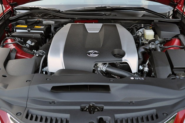 2013 Lexus GS 350 engine