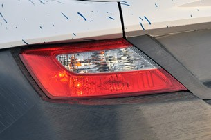 Local Motors Rally Fighter taillights