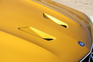 2012 Mercedes-Benz C63 AMG Coupe Black Series hood