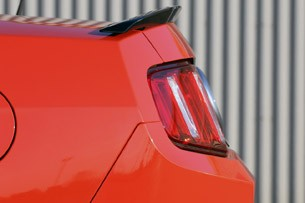 2012 Ford Mustang Boss 302 taillights