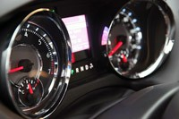 2011 Chrysler Town &amp; Country Touring gauges