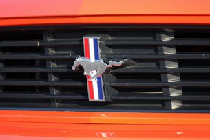 2012 Ford Mustang Boss 302 grille