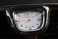 2011 Chrysler Town & Country Touring dash clock