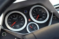 Local Motors Rally Fighter gauges
