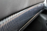 2012 Jeep Grand Cherokee SRT8 carbon fiber trim