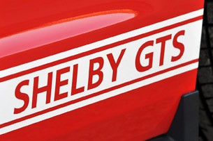 2012 Shelby GTS graphics