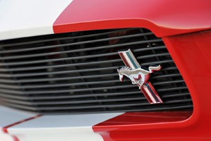 2012 Shelby GTS grille