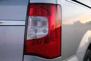 2011 Chrysler Town & Country Touring taillight