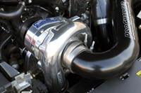 2012 Shelby GTS supercharger system