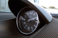 2012 Mercedes-Benz SLK55 AMG dash clock