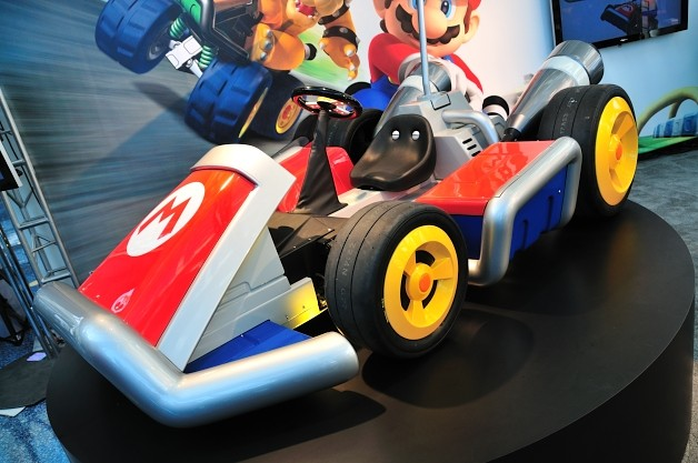 West Coast Customs and Nintendo's real-life Mario Kart 