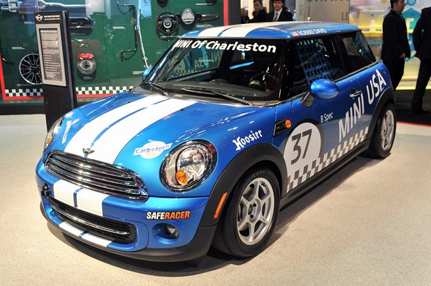 Mini Cooper B-Spec
