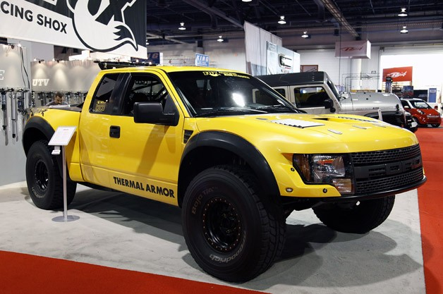 Raceworks Ford Raptor Luxury Prerunner