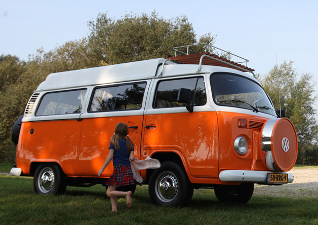 Volkswagen Type 2 returns to Europe via Brazil