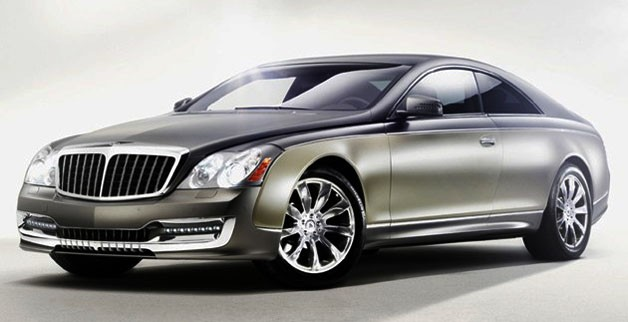 Maybach Cruiserio Coupe bites a dirt as Xenatec declares bankruptcy