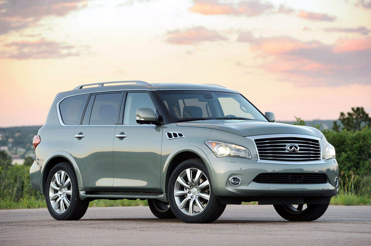 2012 Infiniti Qx56 Review Photo Gallery Autoblog