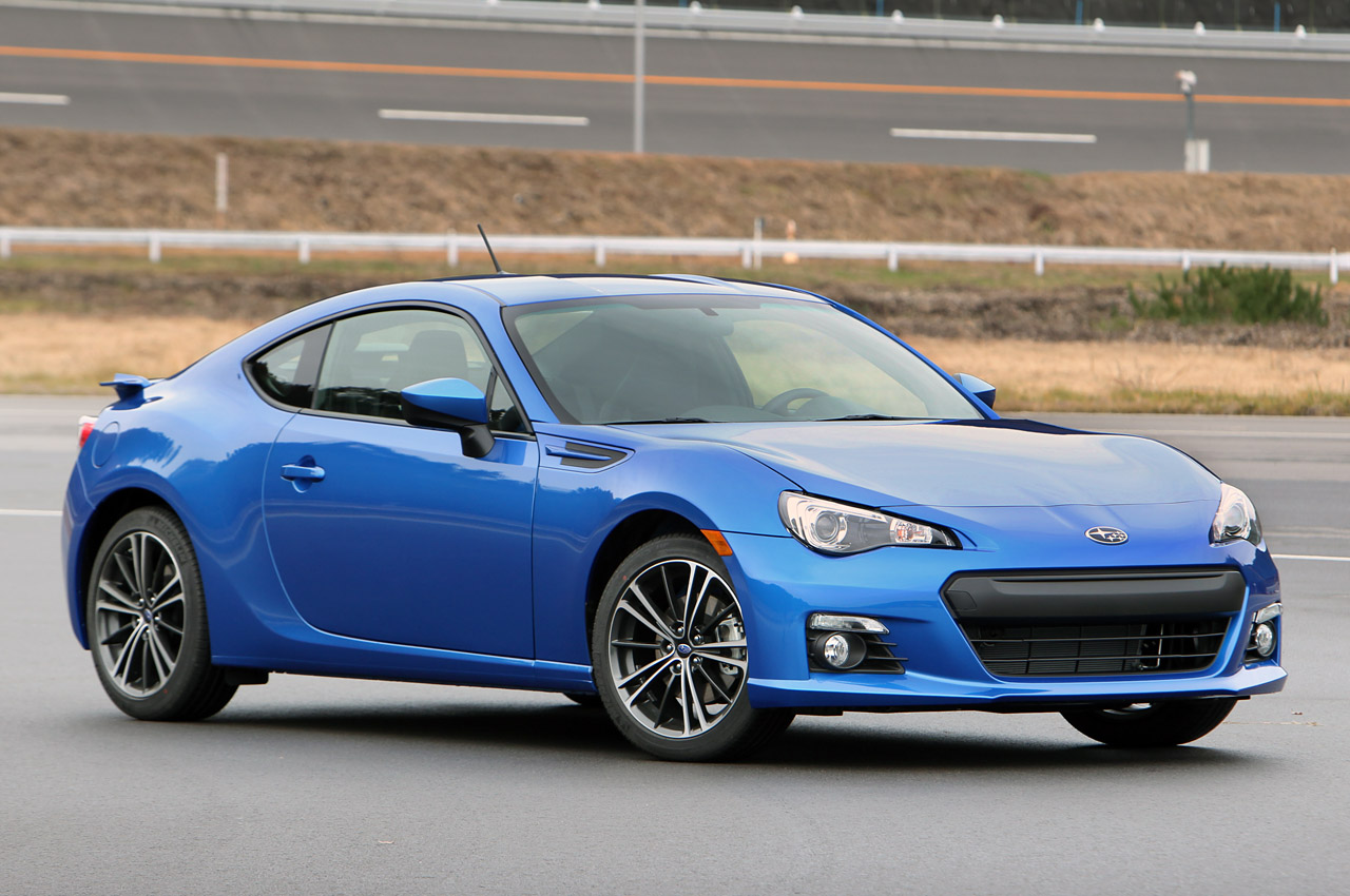 Scion Frs Turbo >> 2013 Subaru BRZ: First Drive Photo Gallery - Autoblog
