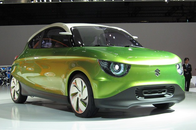 Gas-sipping Suzuki Regina Concept begs for production
