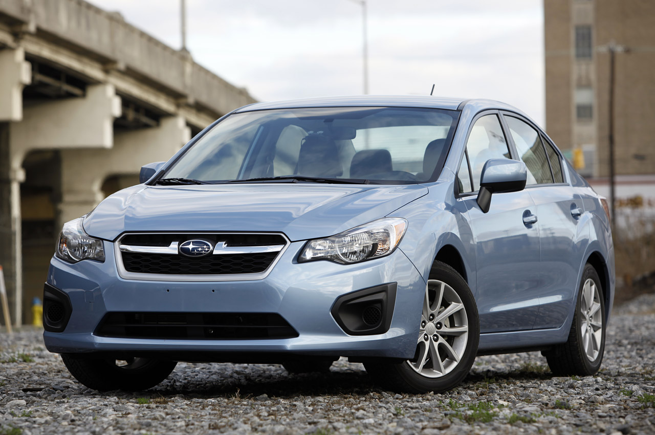 Subaru Certified Pre Owned >> 2012 Subaru Impreza Review - Autoblog