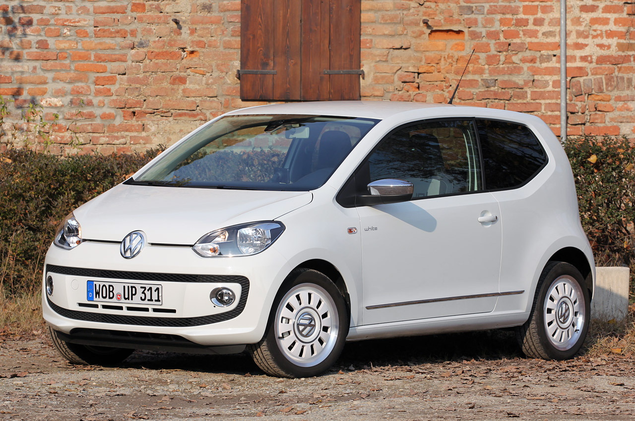 2012 Volkswagen Up W Video Autoblog