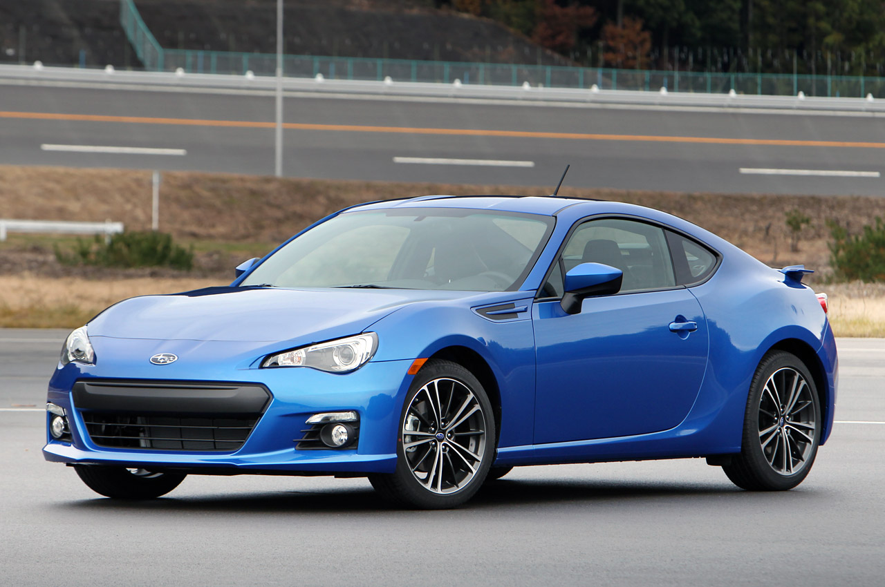 Subaru Certified Pre Owned >> Subaru BRZ, Scion FR-S lead list of fastest-selling cars - Autoblog