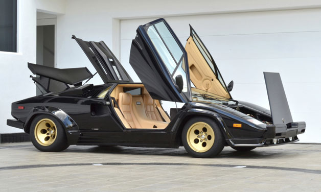 1987 Lamborghini Countach