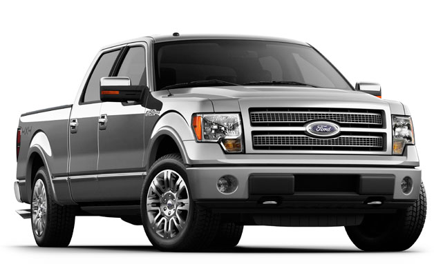 2012 Ford F-150 Patinum