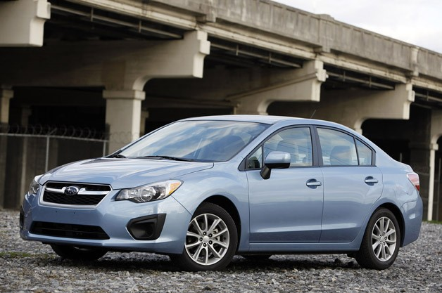 Subaru investing $400 million for Impreza prolongation in Indiana