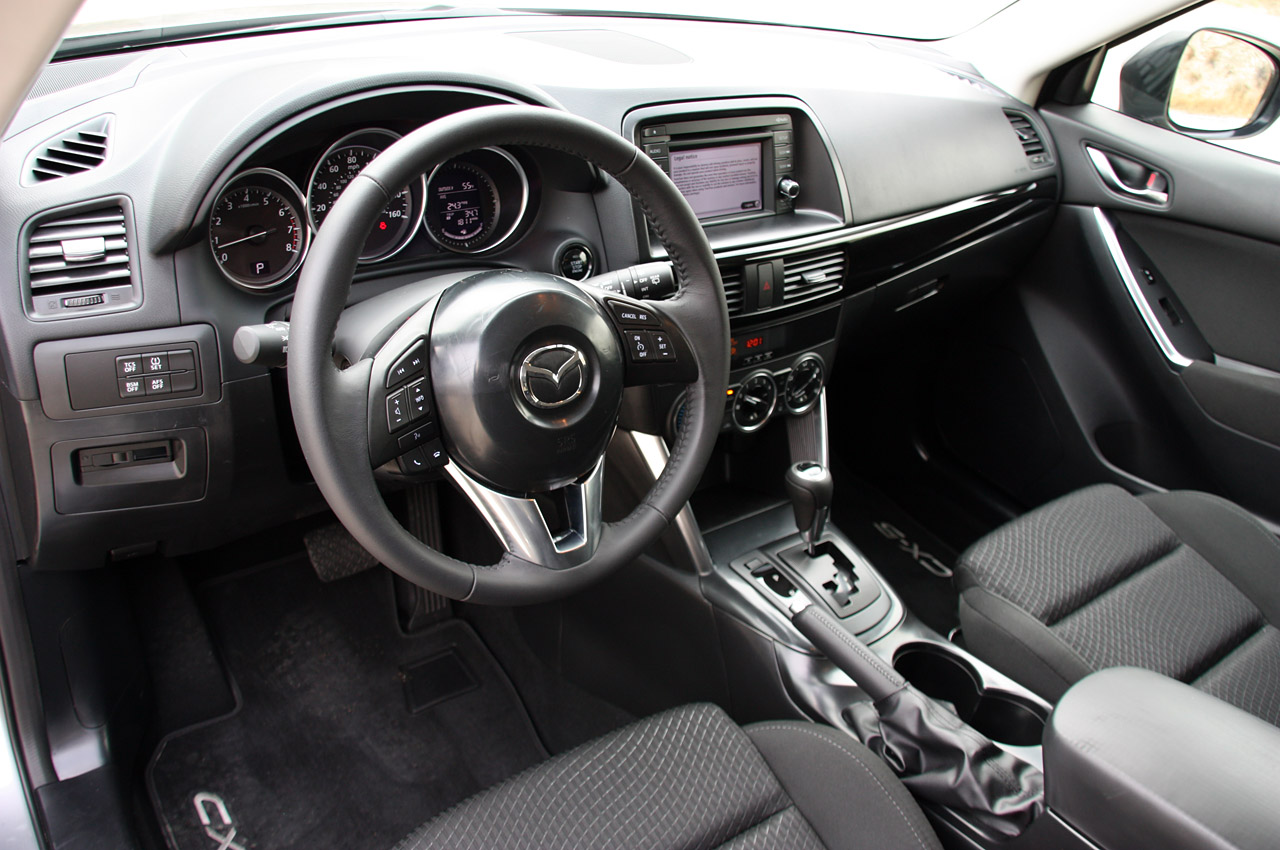 2013 Mazda CX-5: First Drive Photos