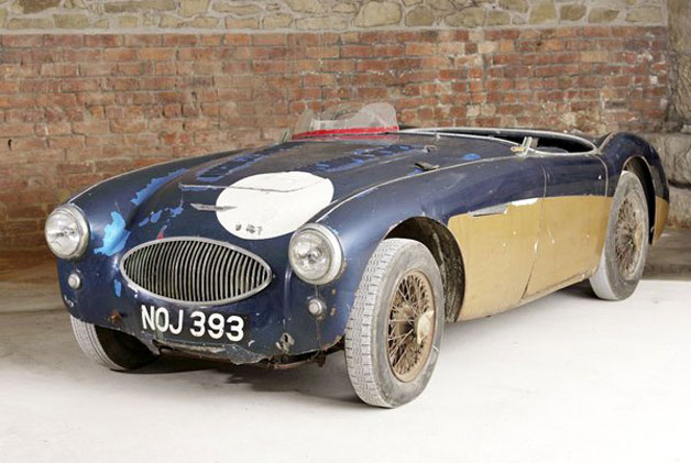 1955 Austin-Healey 100S Prototype