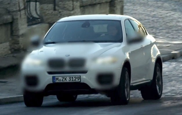 BMW M teaser video