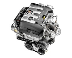 2013 Cadillac ATS 2.0-liter turbo engine