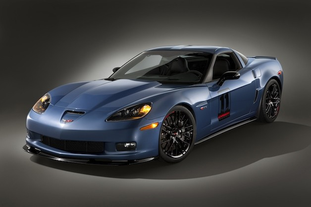 Chevrolet Corvette Z06 Carbon Edition