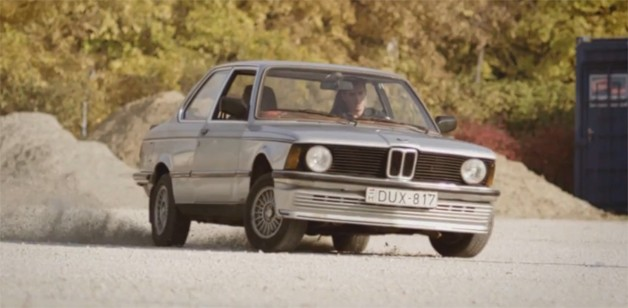 BMW E21 Turbo Metal video