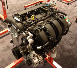 Ford 2.0-liter Crate Engine