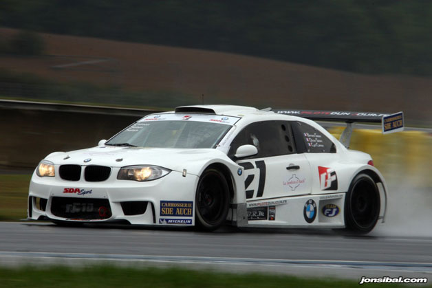 BMW 1 Series M Coupe GC10-V8 race car