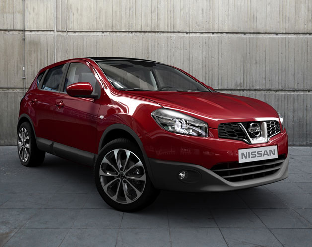 2010 Nissan Qashqai