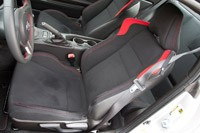 2013 Scion FR-S front seats