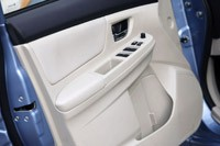 2012 Subaru Impreza door