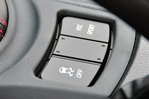 2013 Scion FR-S traction control button