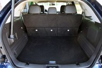 2012 Ford Edge EcoBoost rear cargo area