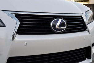 2013 Lexus GS 450h grille